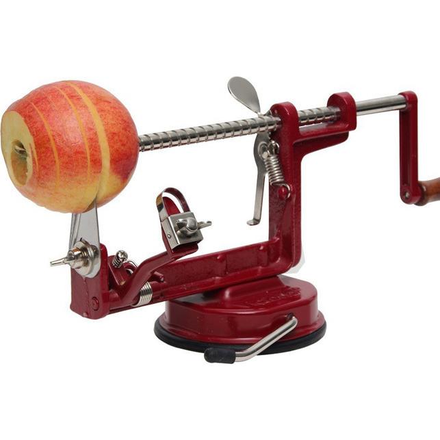 3 σε 1 Αποφλοιωτής, καθαριστής και τεμαχιστής μήλων - Core slice peel