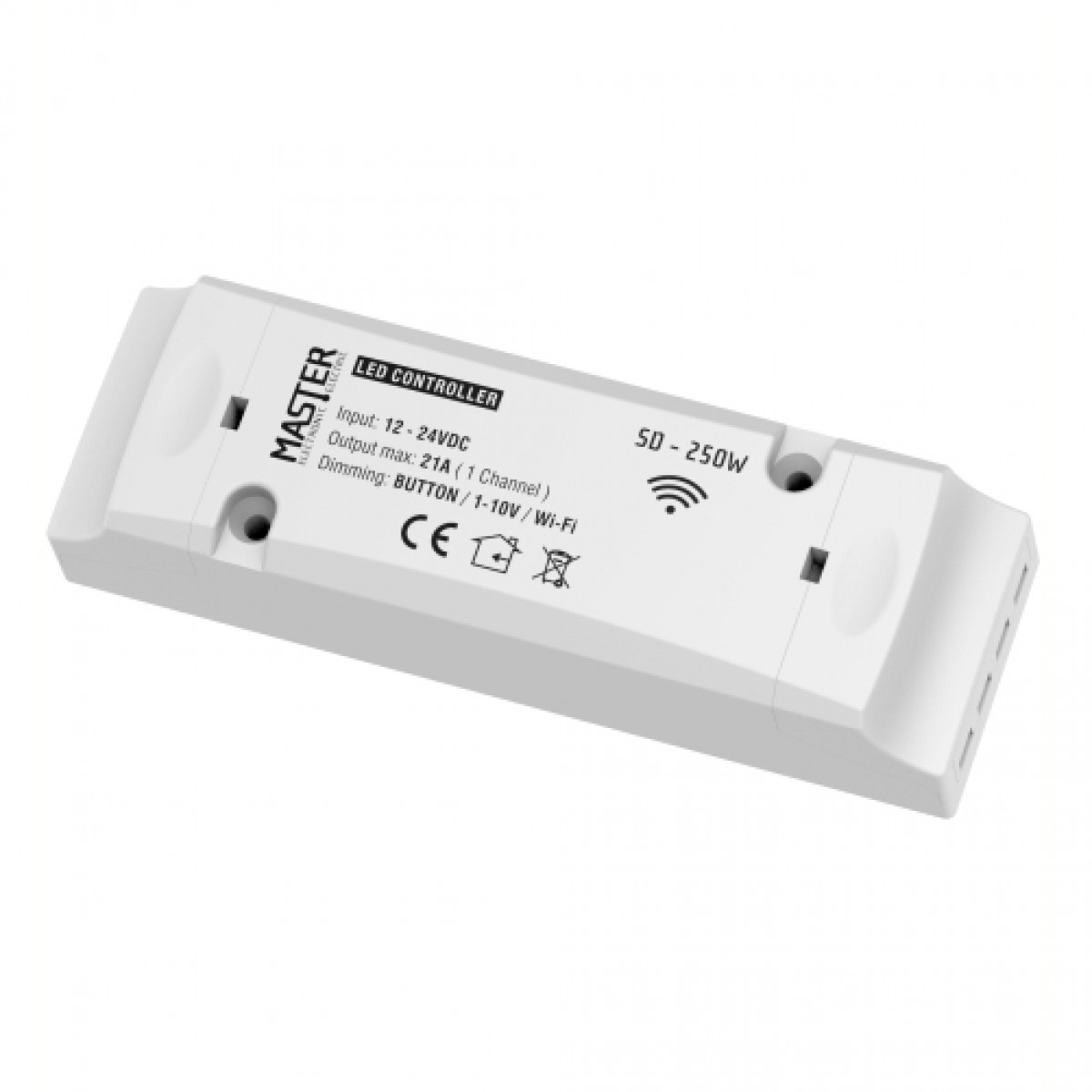 LED CONTROLLER 12-24 VDC / 21A 1CHANNEL SD-250W