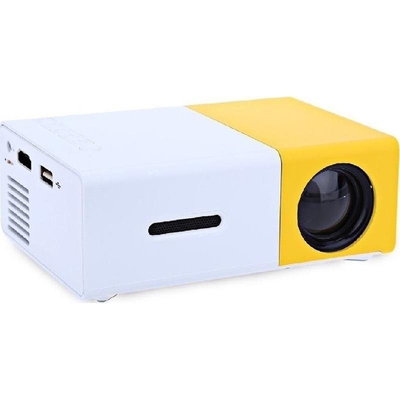 Mini 1080P FULL HD LED Projector YG-300