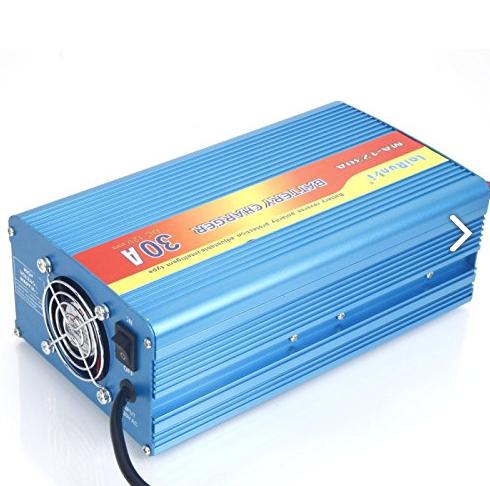 Αυτόματος Φορτιστής - Συντηρητής μπαταριών 30amp 12V MA-1230A