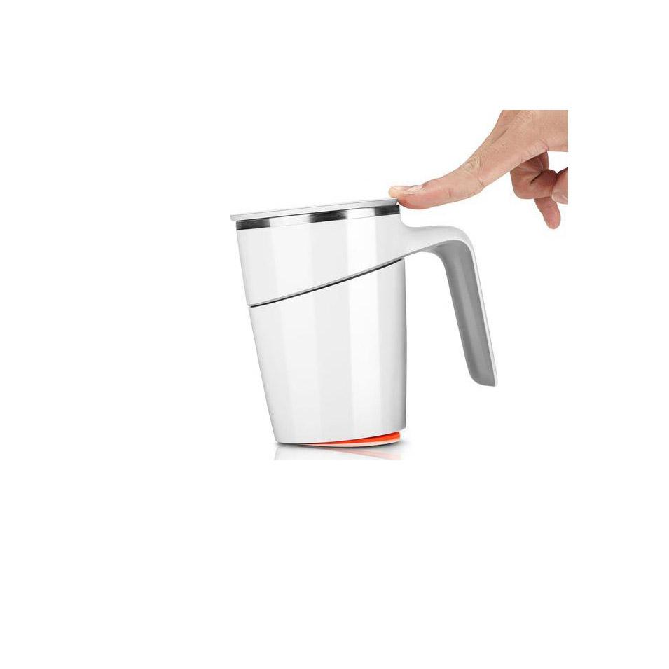 Ακούνητη Κούπα - Θερμός με Βεντούζα που δεν Πέφτει 470mL - Antispill Suction Mug