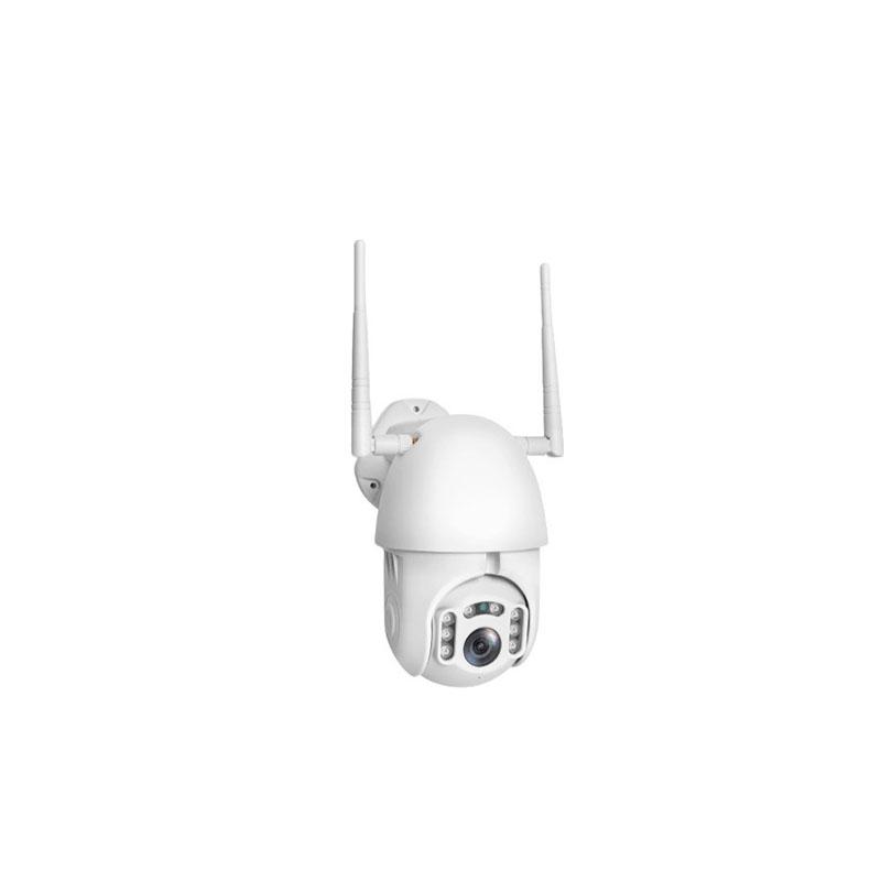 Ασύρματη Κάμερα Εξωτερικού Χώρου PTZ IP WiFi Ανίχνευση κίνησης Νυχτερινή όραση Αδιάβροχη Κάμερα με Αμφίδρομη Επικοινωνία Παρακολούθησης CCTV Εφαρμογή YCC365 Plus – Q1C-ZA
