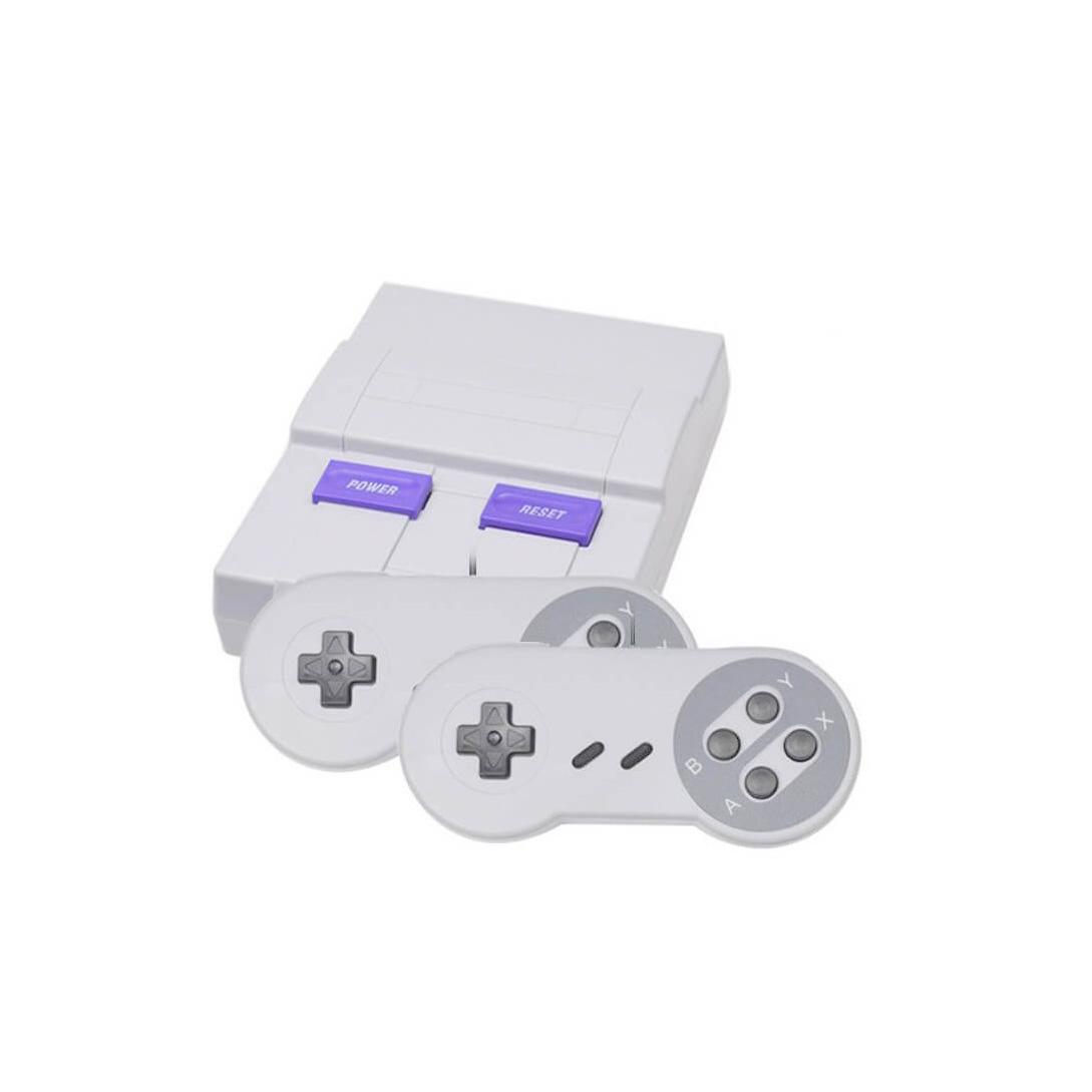 Κονσόλα Retro με 400 παιχνίδια Super Mini SFC400
