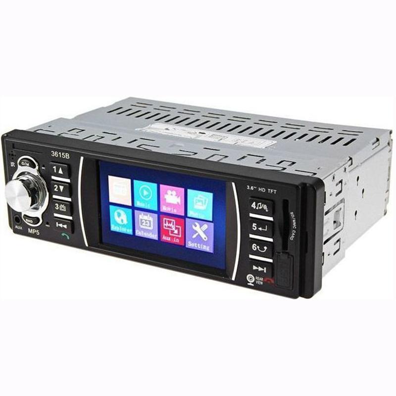 Ηχοσύστημα αυτοκινήτου Hi-Fi MP5 με HD οθόνη 4.1″, bluetooth, handsfree, FM είσοδο USB/SD/AUX ραδιόφωνο & χειριστήριο