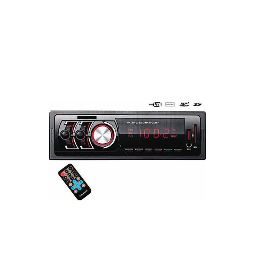 Mp3 player Αυτοκινήτου με USB/SD/AUX FM Radio & Τηλεχειριστήριο - CDX-4101
