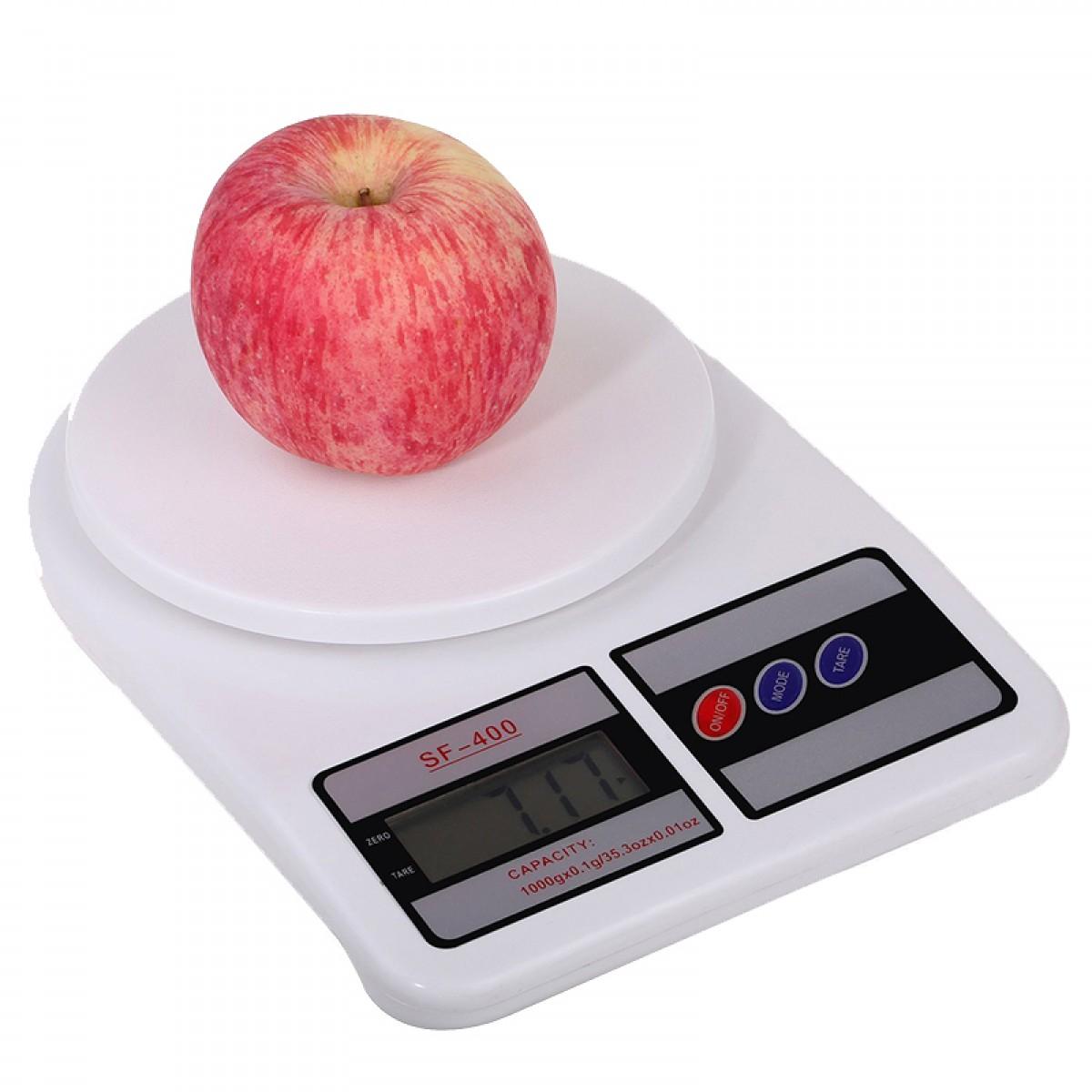 Ζυγαριά κουζίνας ηλεκτρονική 10 κιλών – SF400-OEM