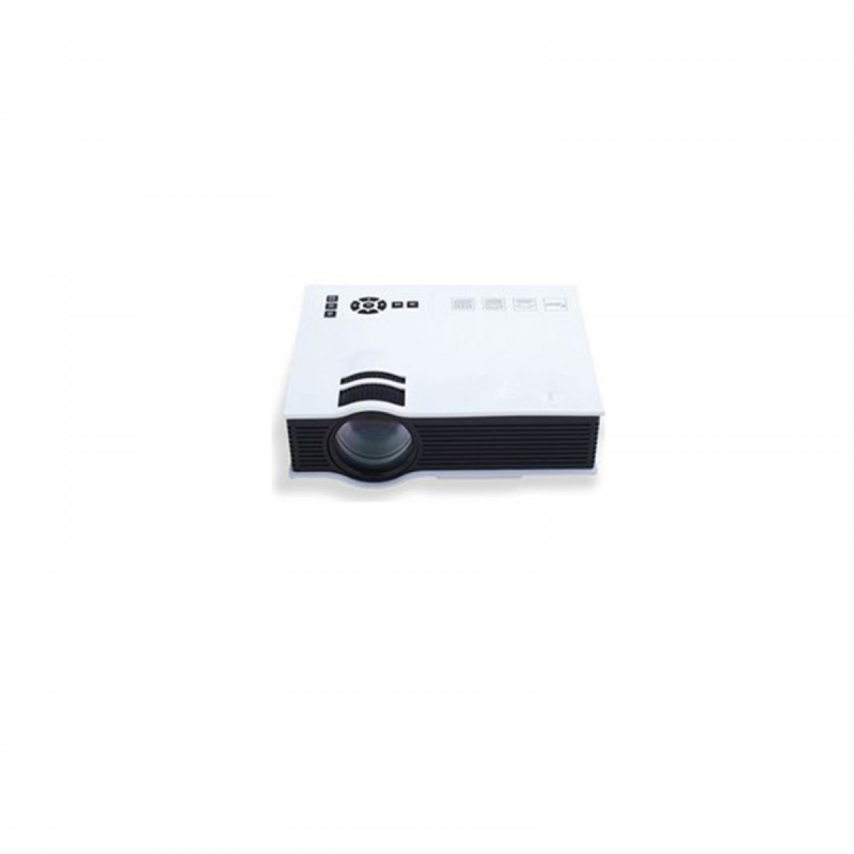 Mini LED Projector UC40 PLUS 800 Lumens - VGA / HDMI - 800x480p