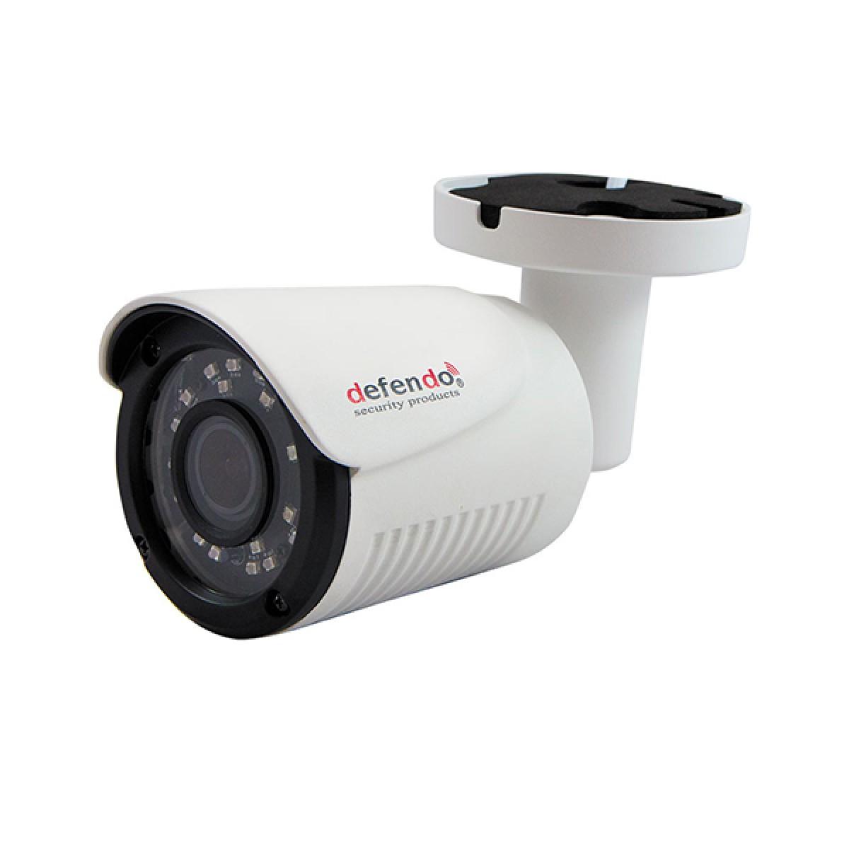 Έγχρωμη Κάμερα 3.1MP Φακός 2.8-12mm Αδιάβροχη IP66 Απόσταση 30m X24PCS IR LEDs