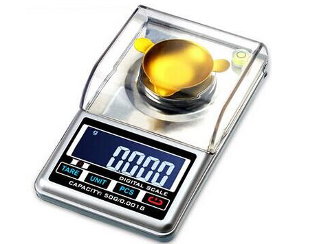 Ψηφιακή ζυγαριά ακριβείας 0,001gr εως 50gr ds-26