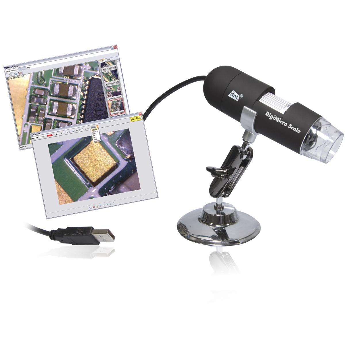 Ψηφιακό Μηκροσκόπιο Dnt