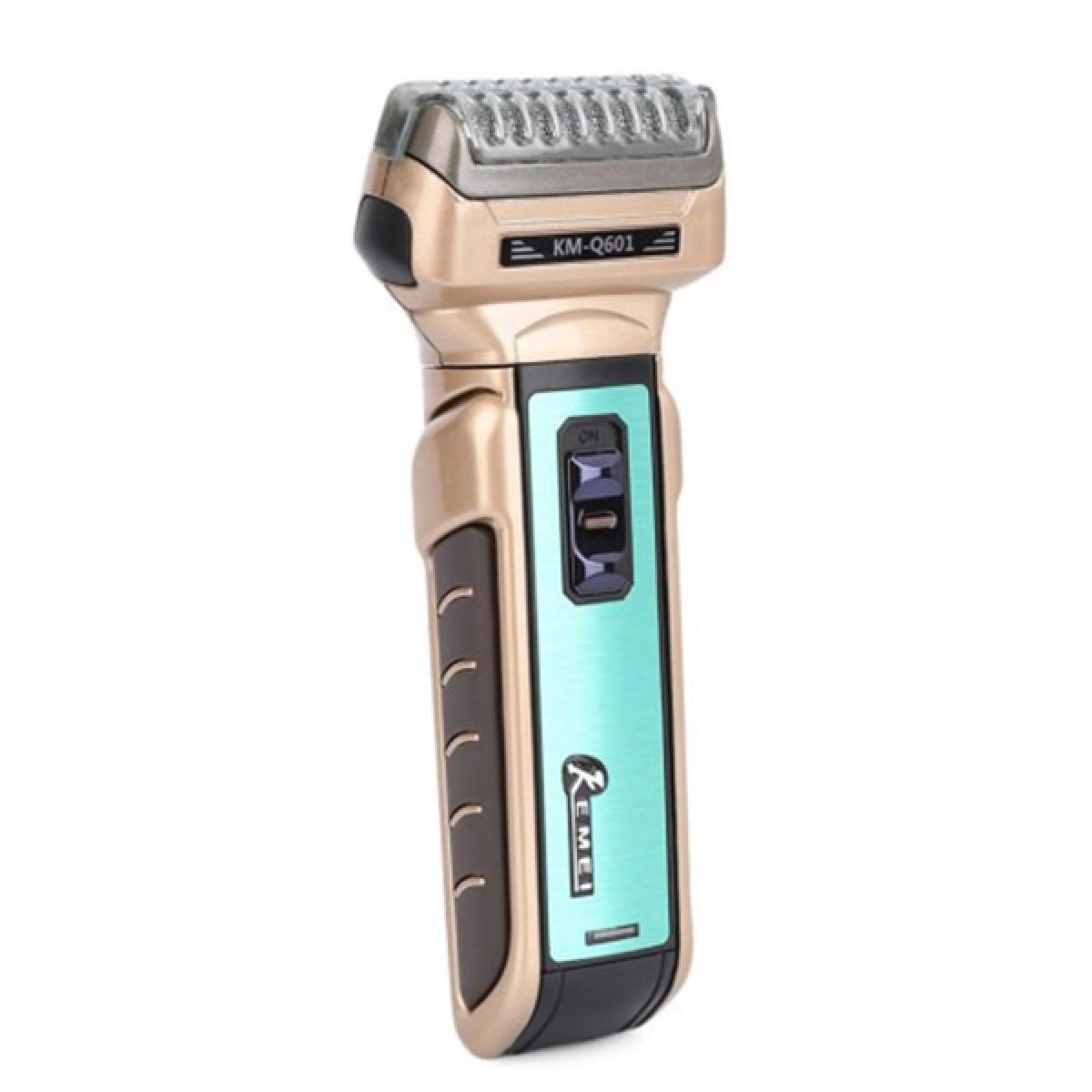 Επαναφορτιζόμενη μηχανή ξυρίσματος, τριμαρίσματος & μύτης/αυτιών 3 σε 1, Kemei KM-Q601