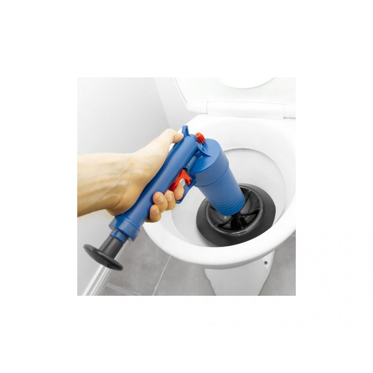 Συσκευή Απόφραξης Υψηλής Πίεσης Αποχετεύσεων και Σωληνώσεων – Air Blaster Professional