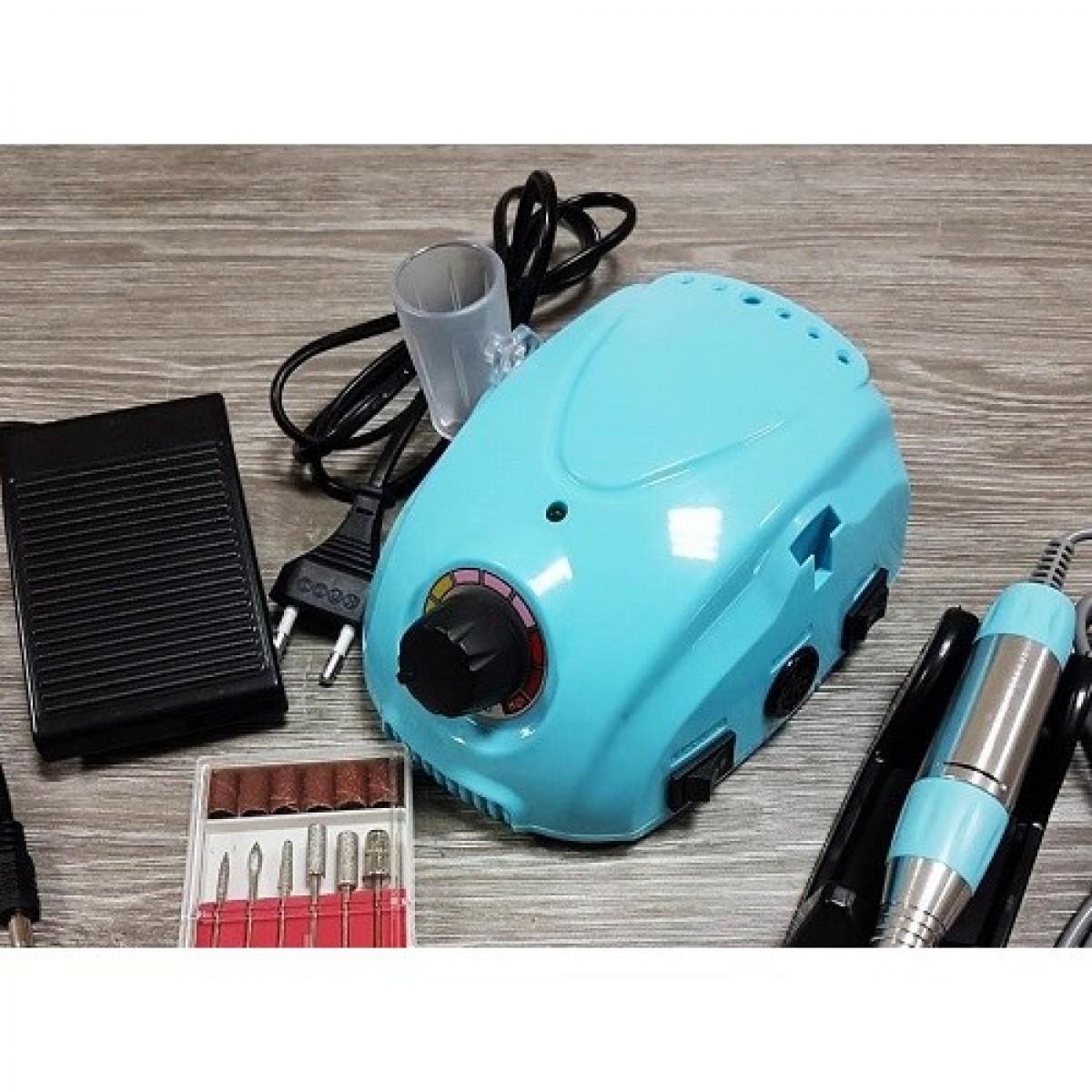 Επαγγελματικός Ηλεκτρικός Τροχός Μανικιούρ Πεντικιούρ 30 watt DM 212