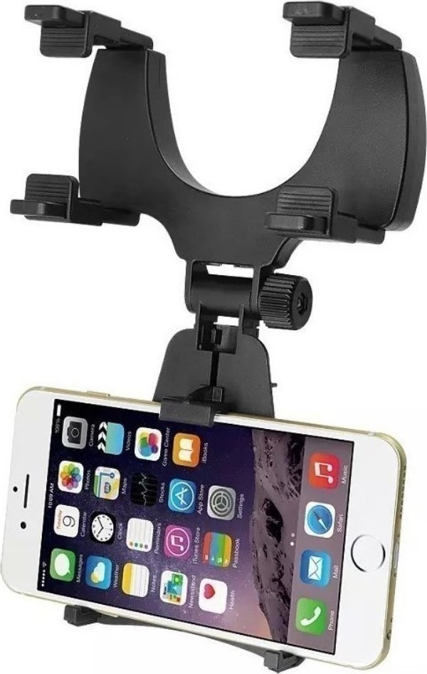Βάση στήριξης κινητού για τον καθρέπτη του αυτοκινήτου b4