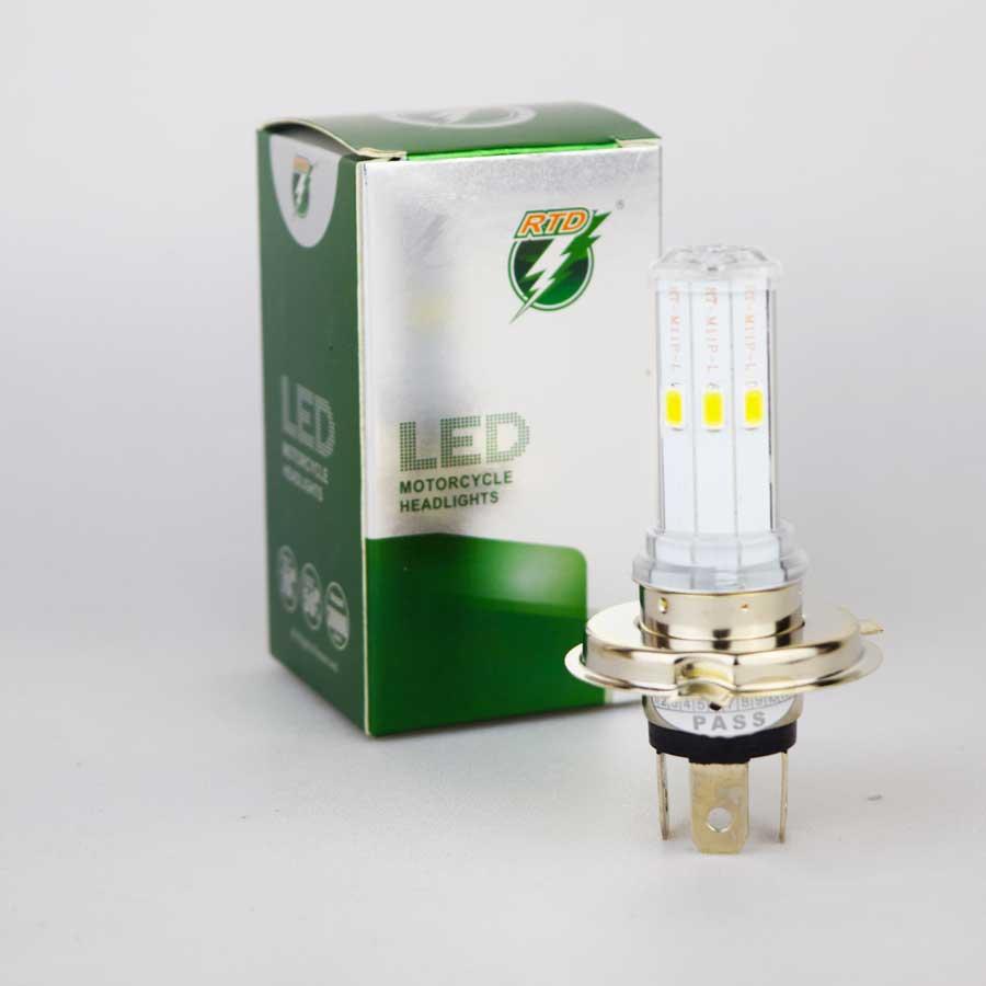 LED Λάμπα Μοτοσυκλέτας M11P-H4 RTD11