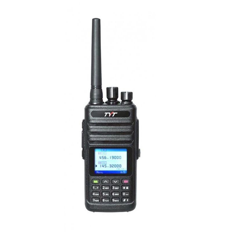 Φορητός Ασύρματος Πομποδέκτης dual band VHF/UHF 10W με 2 κεραίες TH-UV8200 TYT