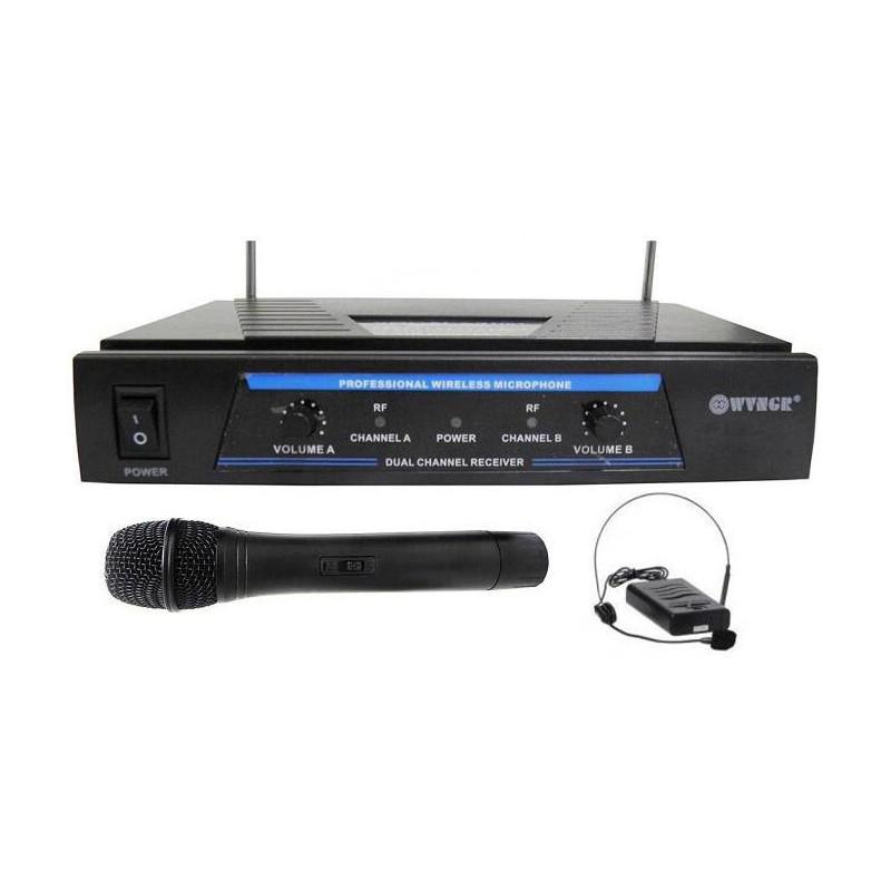 Επαγγελματική Συσκευή Karaoke VHF DIGITAL WVNGR WG-007
