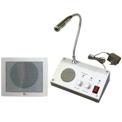 RL-9908 Αμφίδρομο σύστημα ενδοεπικοινωνίας
