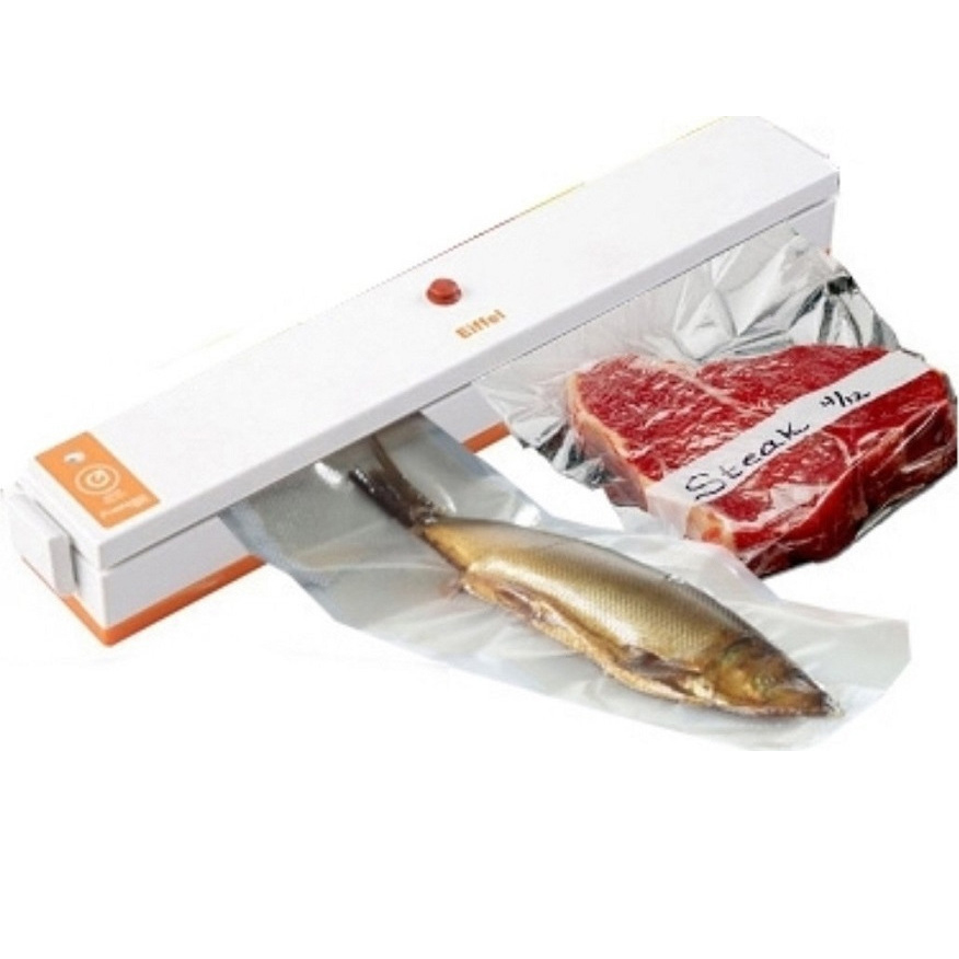 Συσκευή Αεροστεγούς Σφραγίσματος Τροφίμων Κενού Αέρος Freshpackpro 25cm 0.1lt