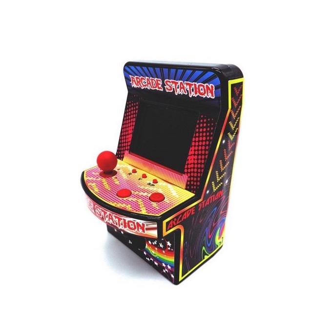 Παιχνιδομηχανή – Mini Arcade Station Με 240 GAMES – Παιχνίδι Χειρός