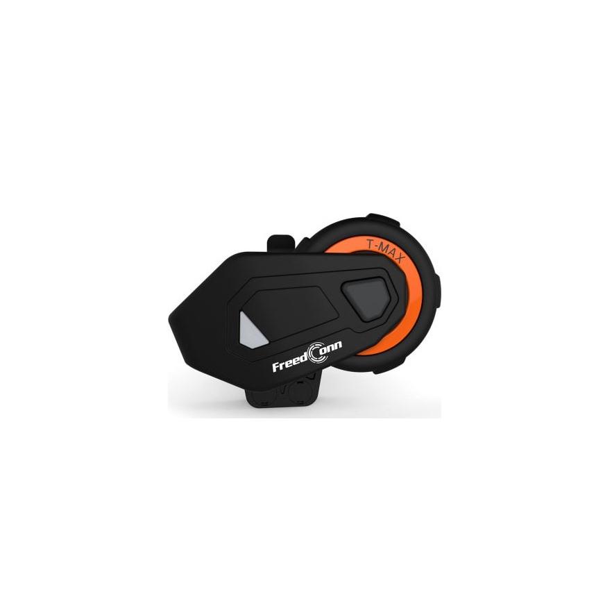 Ενδοεπικοινωνία Bluetooth Κράνους Μηχανής Αδιάβροχο Για Εώς Και 6 Χρήστες FreedConn T-Max