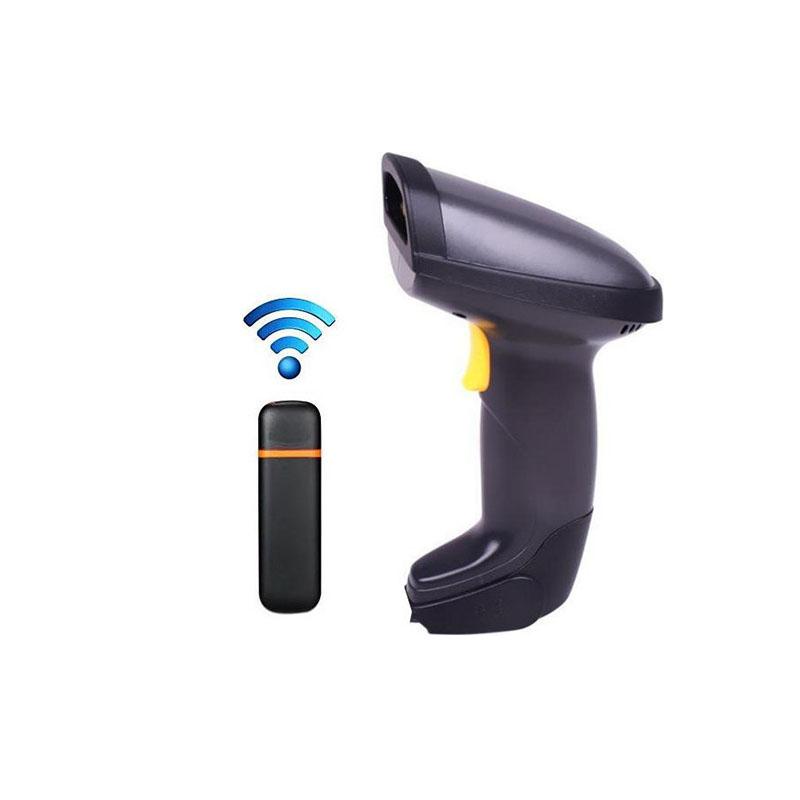Ασύρματο Barcode Scanner Lazer – Σαρωτής Bar Code USB WiFi – OEM SC-830G