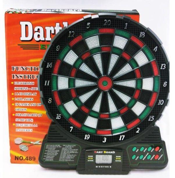 Dartboard Ηλεκτρονικός στόχος με βέλη OEM 489