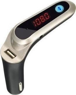 Πομπός Bluetooth USB/SD MP3 Player, FM Transmitter & Φορτιστής Αυτοκινήτου CARG6 OEM