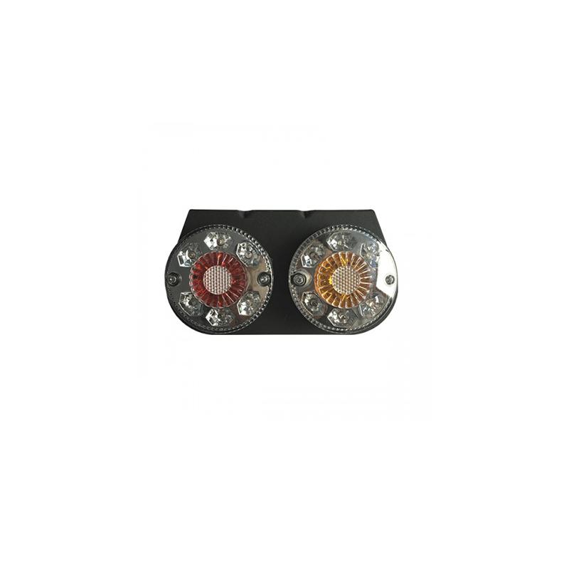 Πίσω Φανάρι Φορτηγού 22 LED 24 Volt Universal IP68