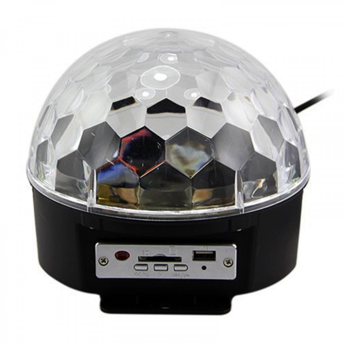 Φωτορυθμικό DJ Disco Party Crystal Ball -OEM